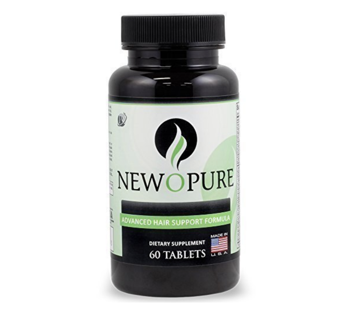 prevent hair loss natural with new o pure