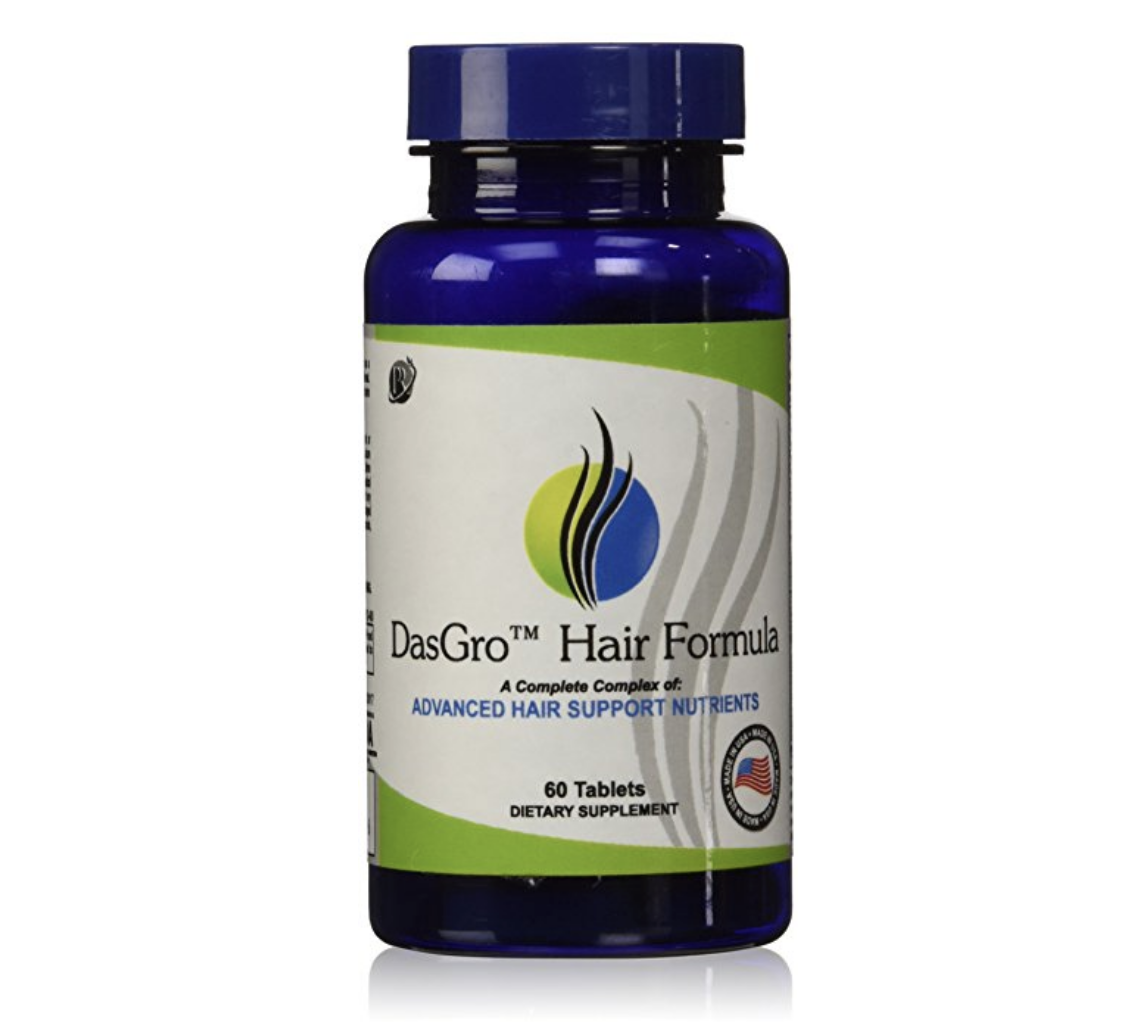 prevent hair loss natural with organic supplements and vitamins