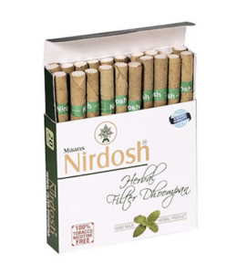quite smoking with natural cigarettes