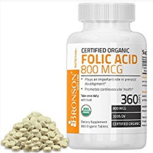 folic acid organic