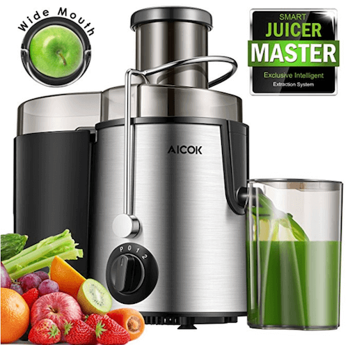 juice extractor Aicok healthy eating