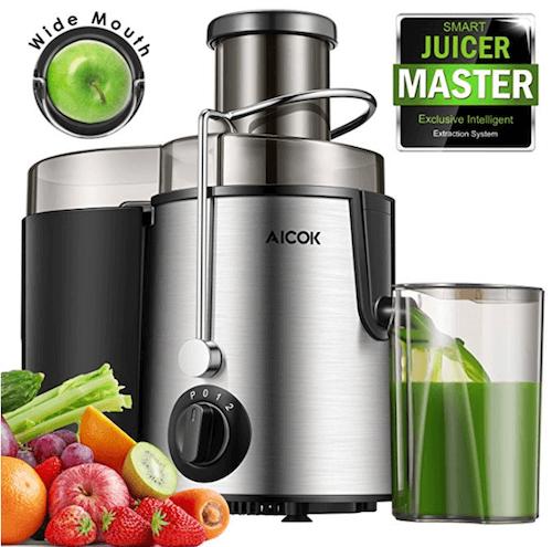 juice extractor Aicok healthy eating
