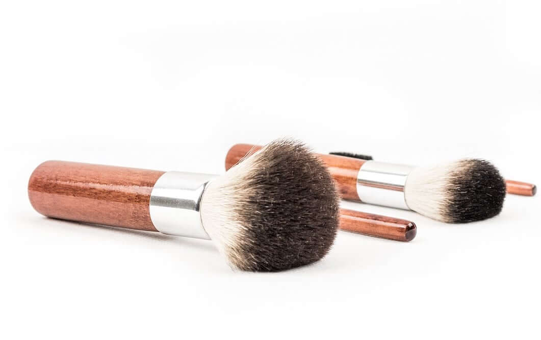 brushes for natural organic makeup